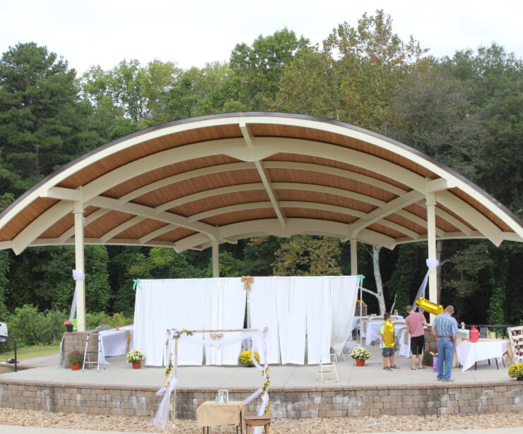 Custom Design - Amphitheaters & Bandshells